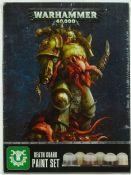 Warhammer 6027 Death Guard Paint Set - reduced
